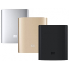Power Bank Xiaomi Mi 10400 mAh (Black, Silver, GOLD)